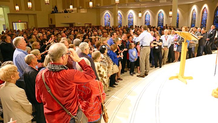 Paróquia em renovação